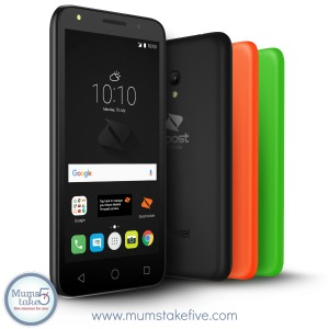 Alcatel Starter Mobile Phones and Giveaway