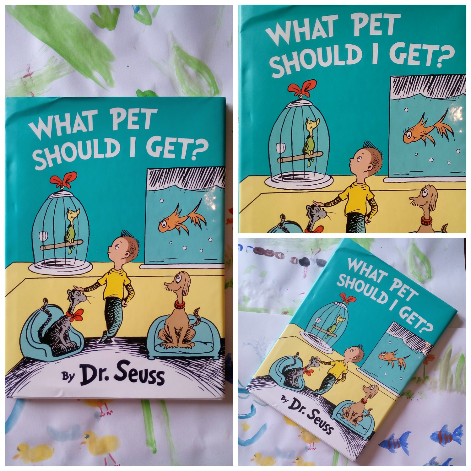 What Pet Should I Get? By Dr Suess