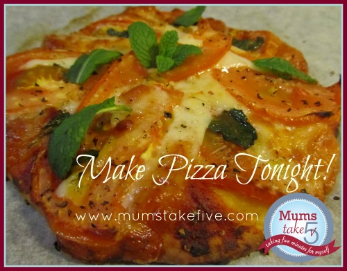 Pizza Make Your Own Healthy Pizzas
