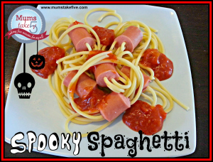 Halloween Sppoky Food Scary Meal Halloween