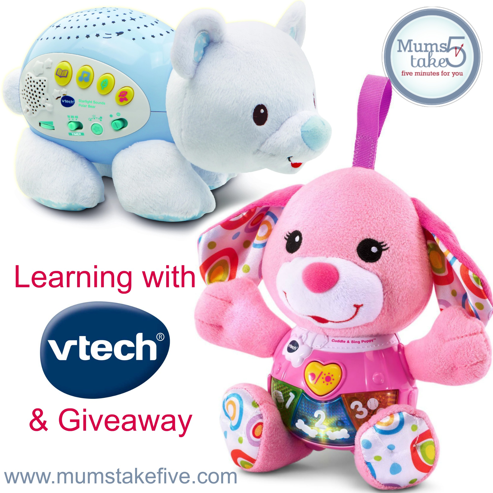 Vtech Baby Toy Giveaway
