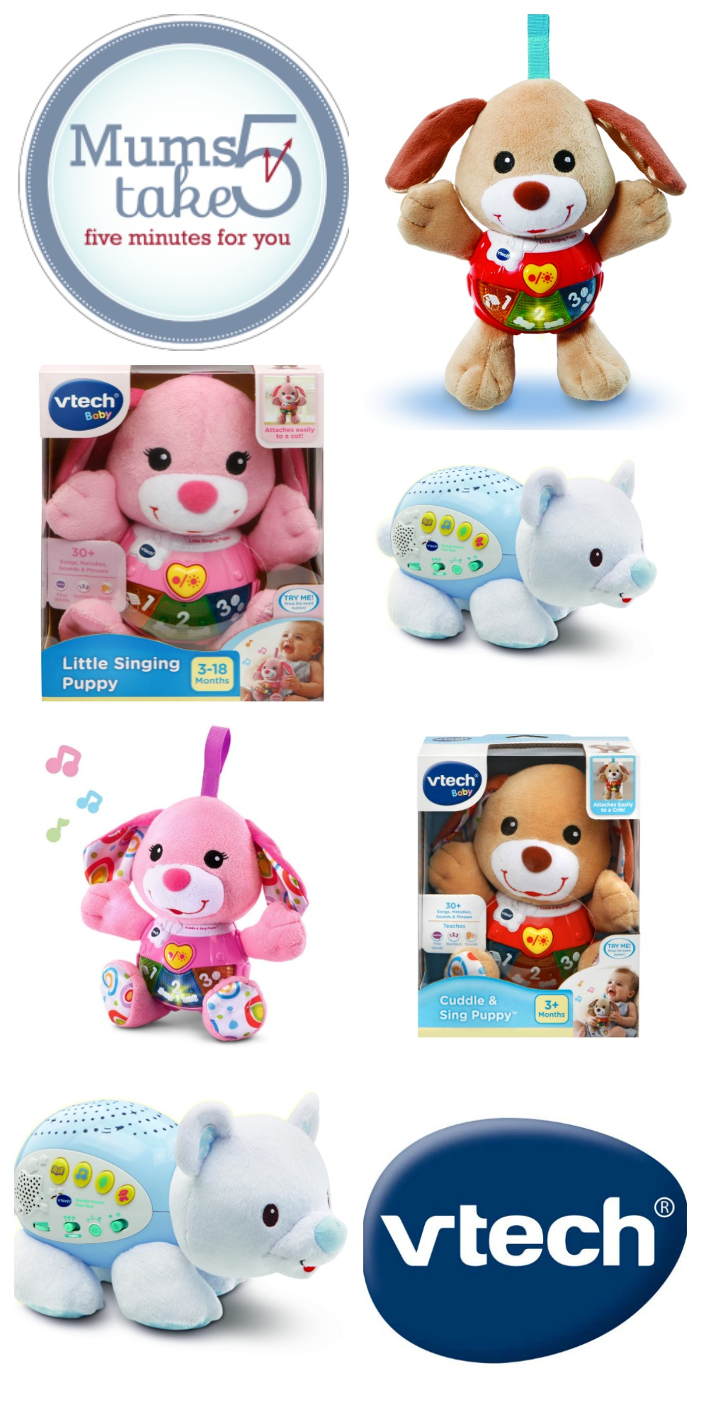 Vtech Little Friendlies Starlight