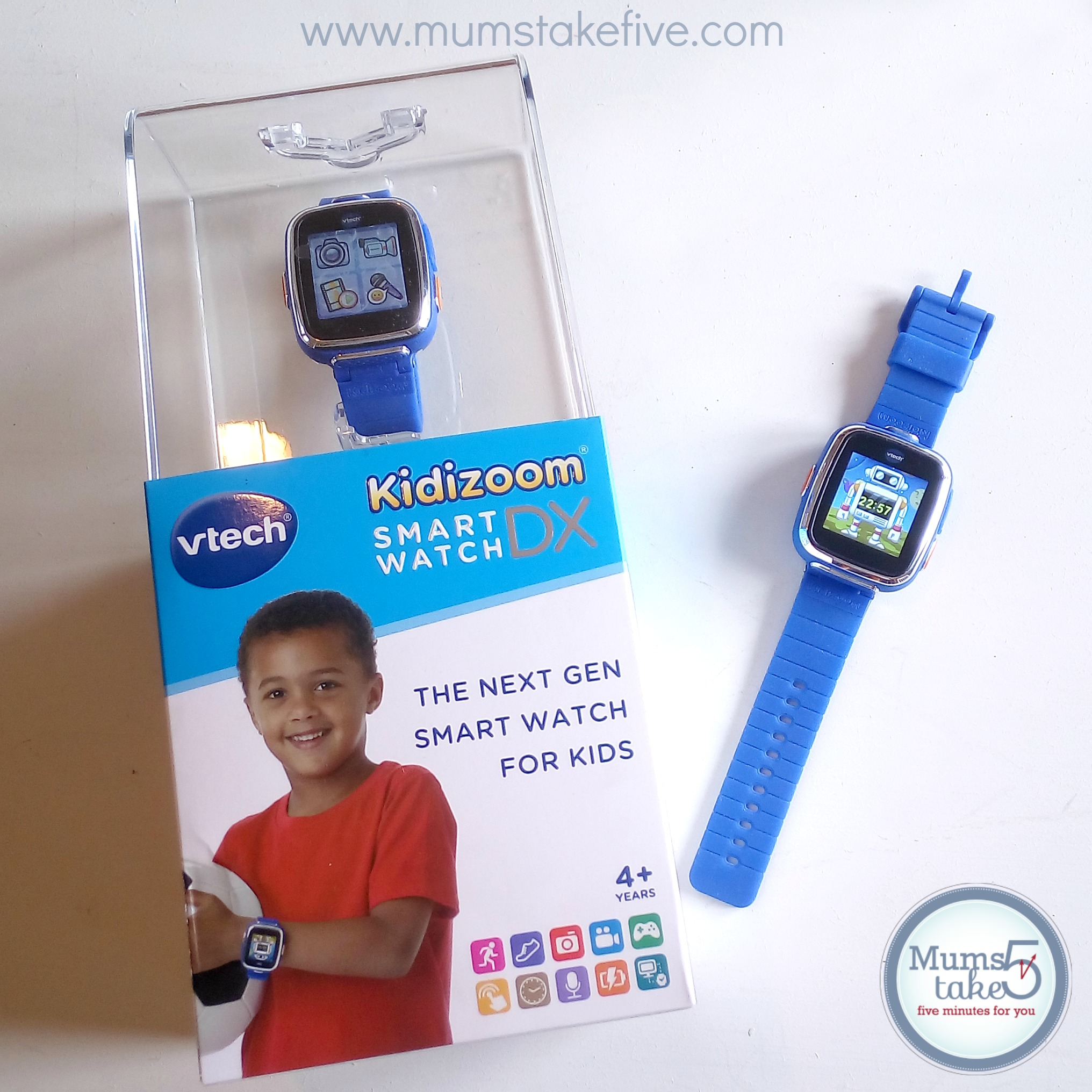 Vtech Smart Watch Review