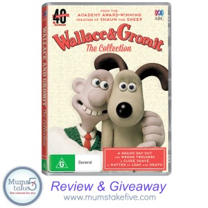 how to make wallace and gromit out of clay