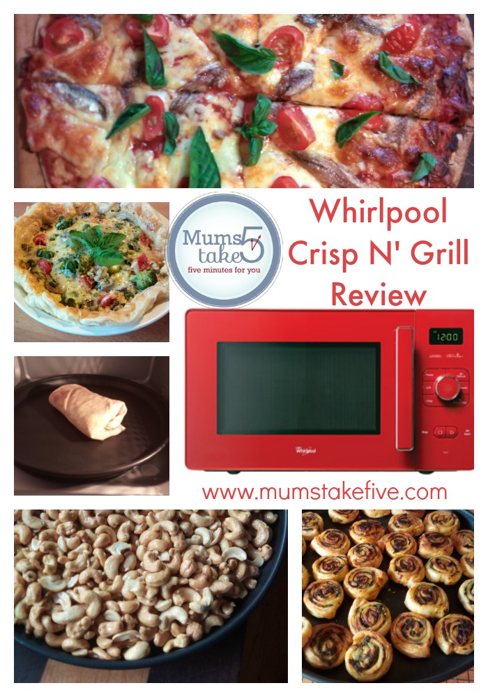 Whirlpool Crisp 'N' Grill Review