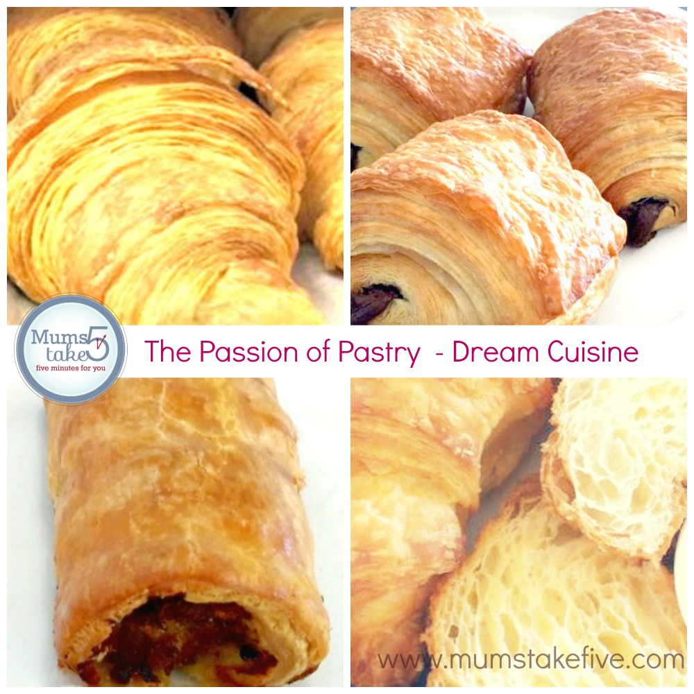 Dream Cuisine Patisserie  Pastry Goodness Fyshwick Canberra ACT