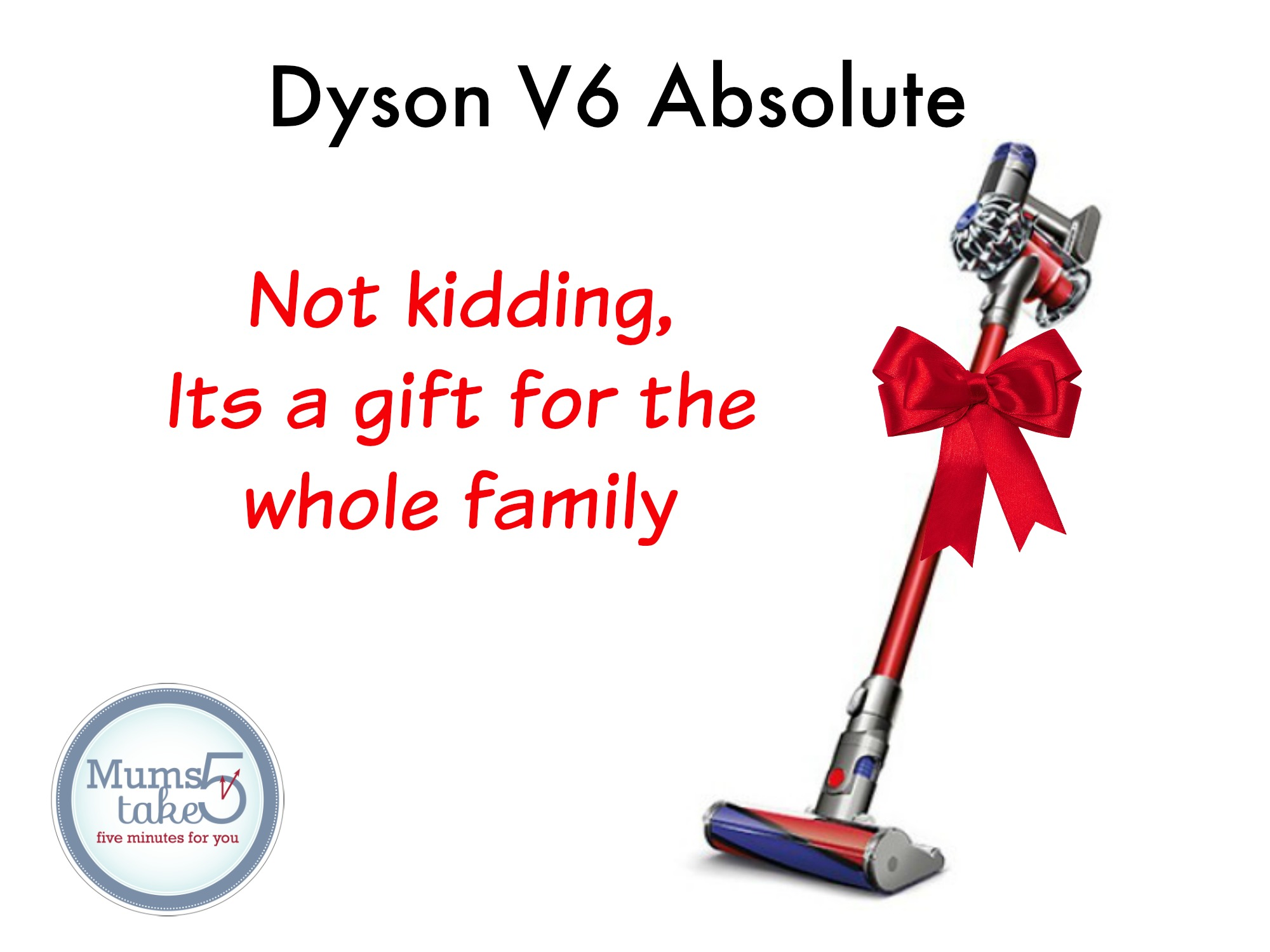Dyson V6 Absolute    Cordless power vacuum review