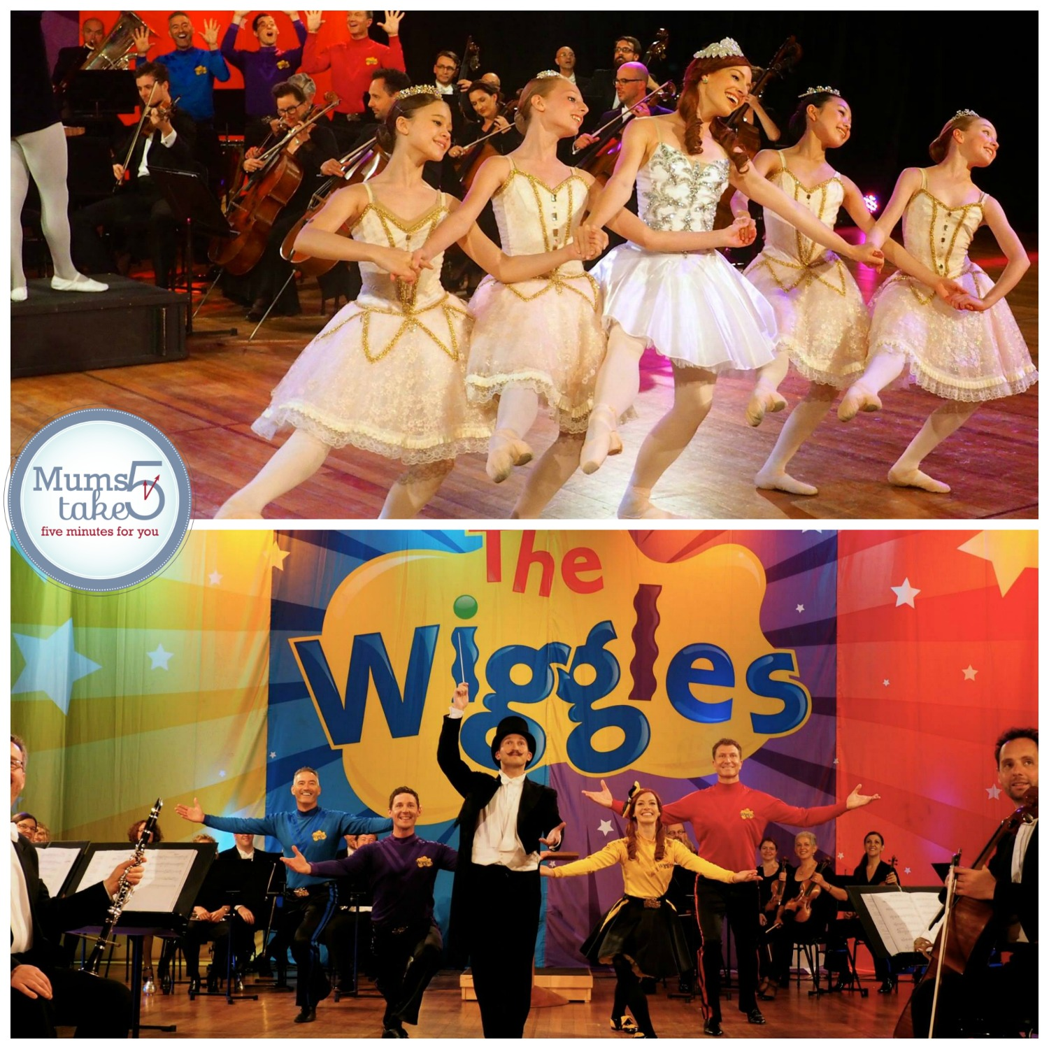 """The Wiggles """"The Wiggles Meet The Orchestra"""" Giveaway"""