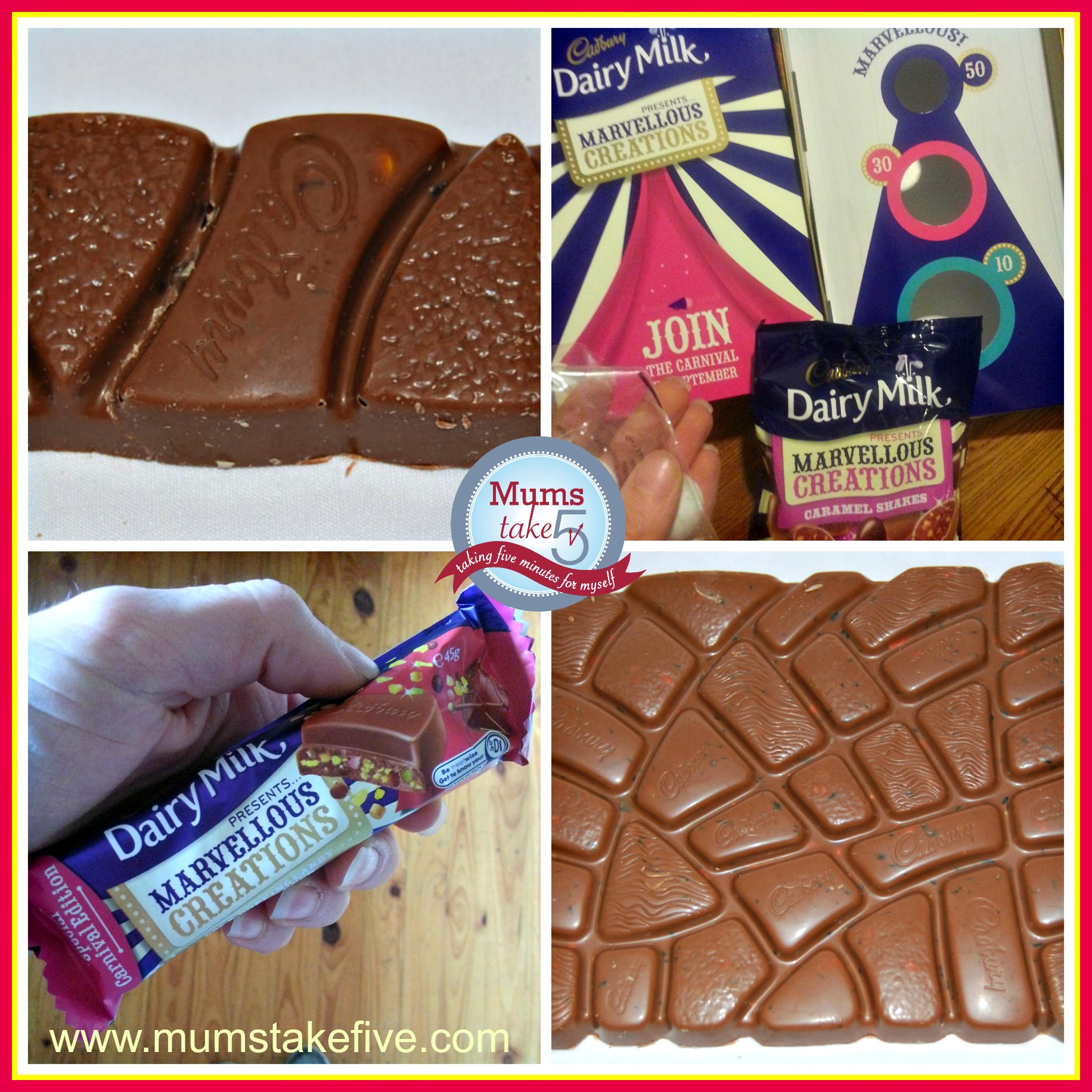 Cadbury Marvellous Creations