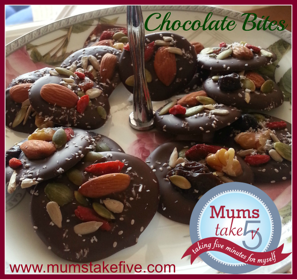 Christmas Chocolate easy gift recipe
