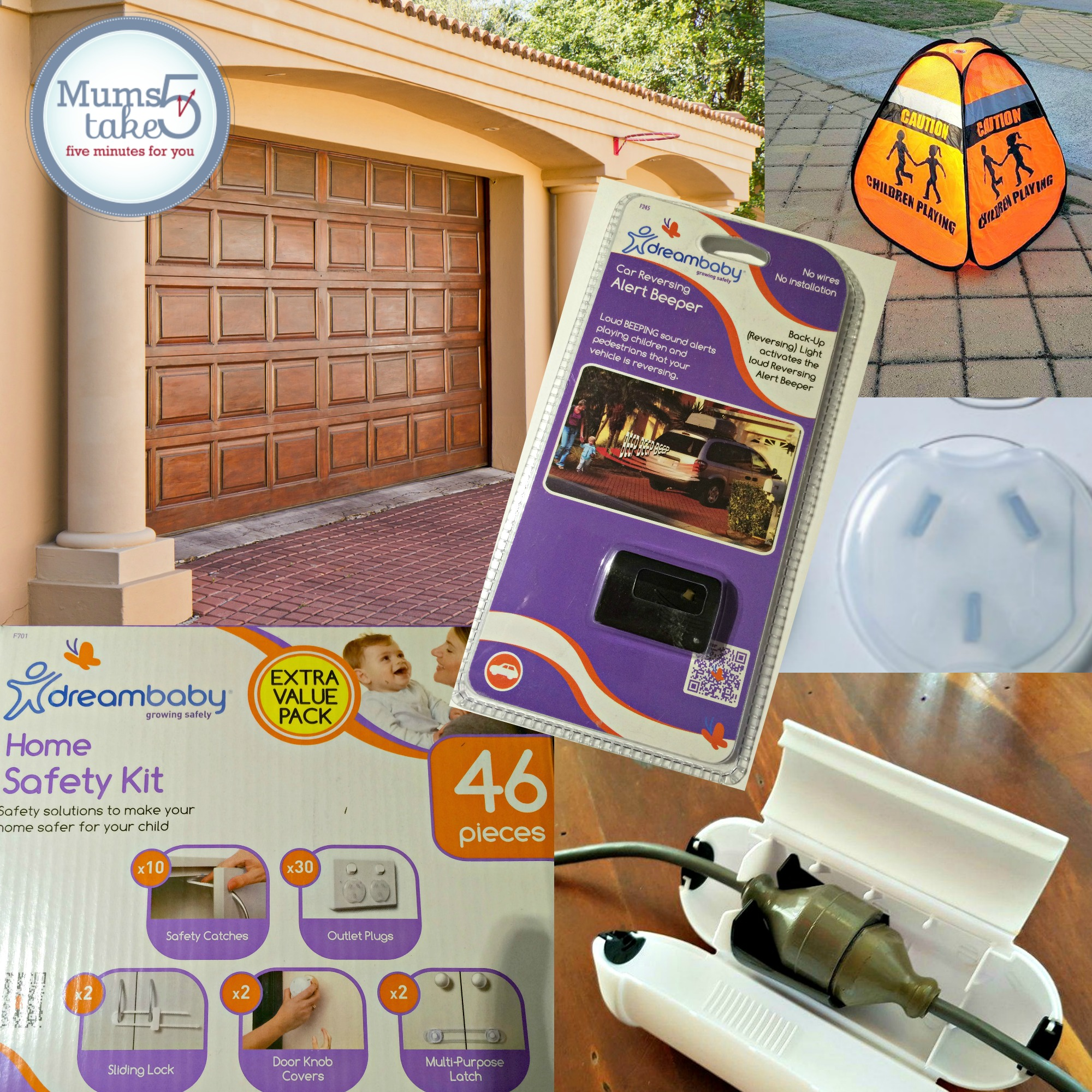 Dreambaby Garage Safety Giveaway