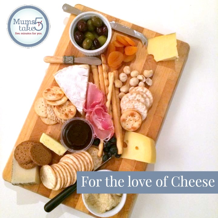 Top tips for cheese platter making