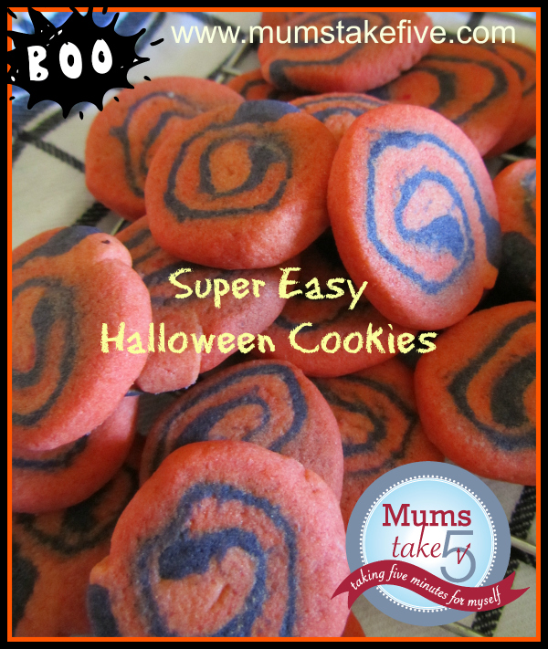 Super Easy Halloween Cookies Picture
