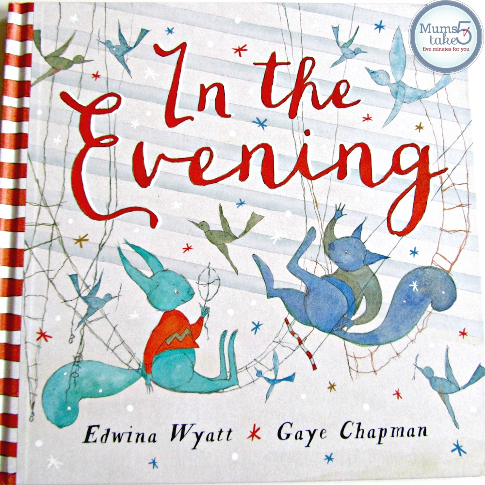 """In The Evening"" by Edwina Wyatt. Australian Childrens Book Review"