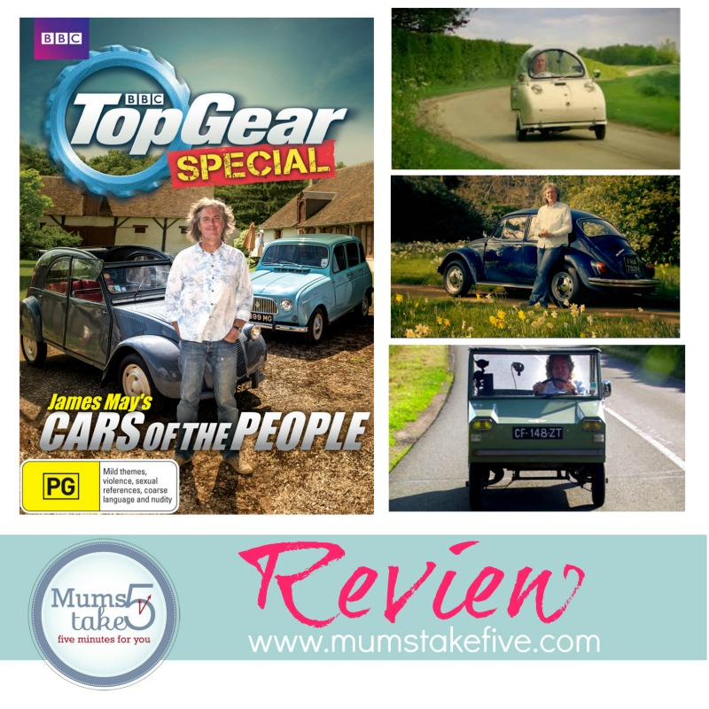 James May  Cars of the people review