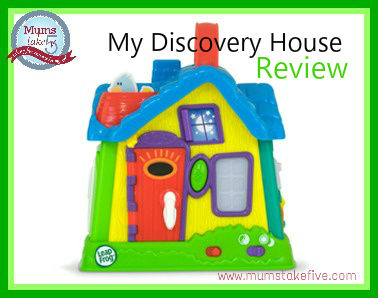 Leap Frog Discovery House Review