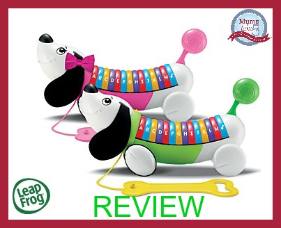 leap frog alpha pup review