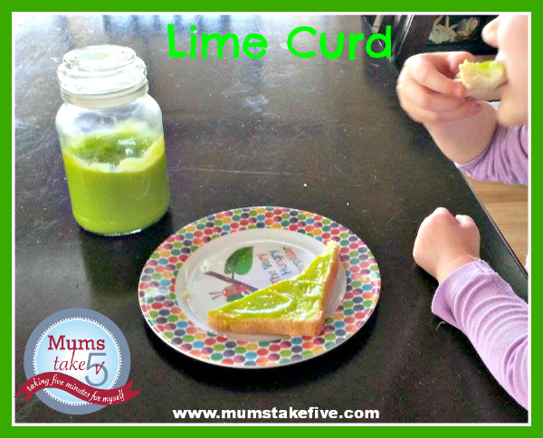 lime curd butter