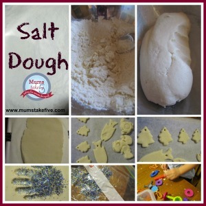 kids esy craft dough recipe