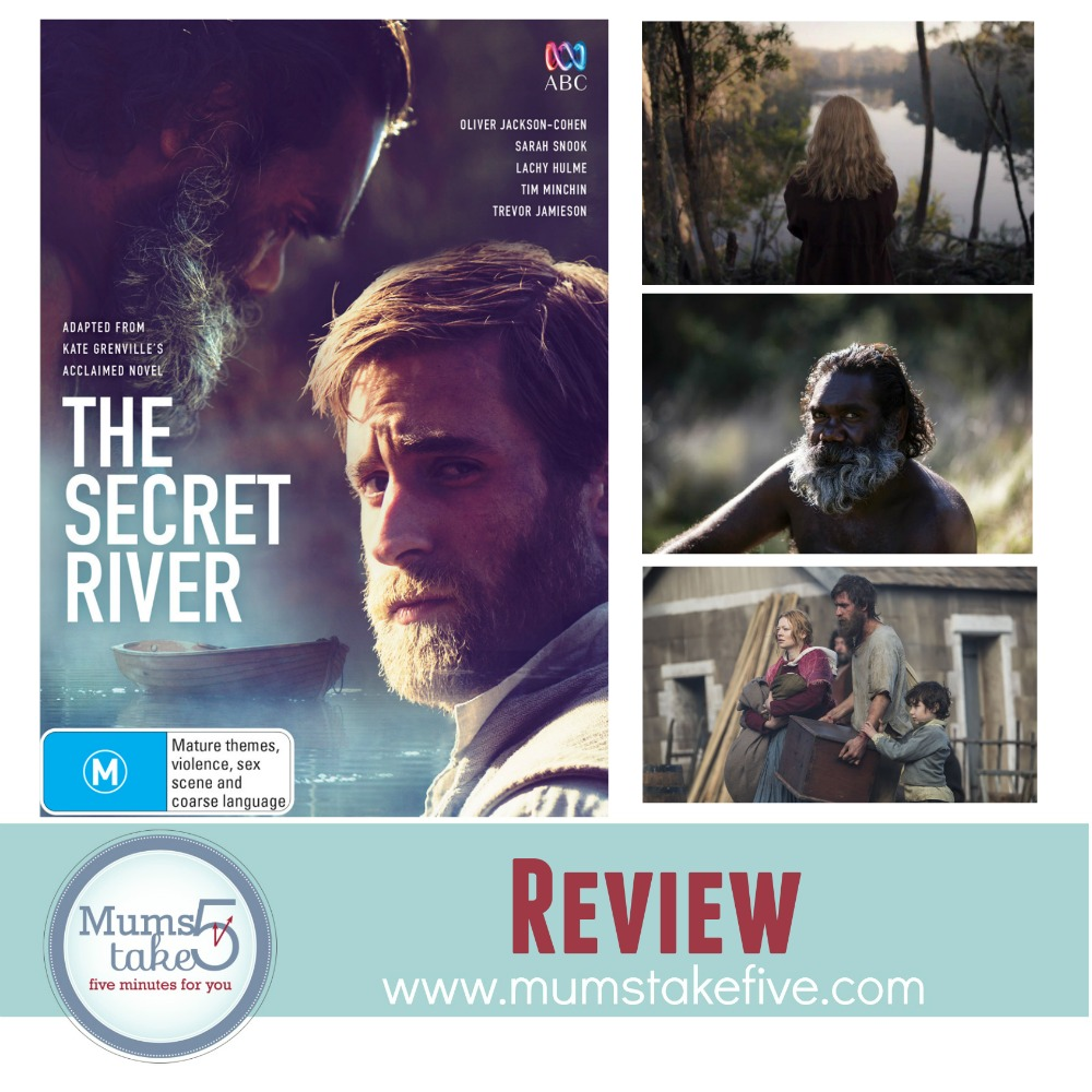 the seret river abc dvd review