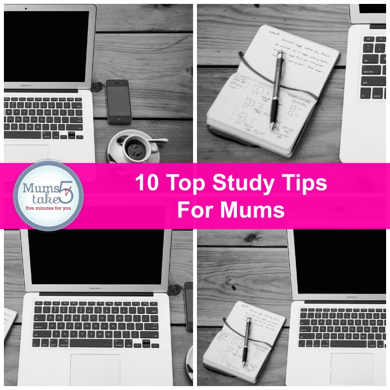 Study Tips For Mums