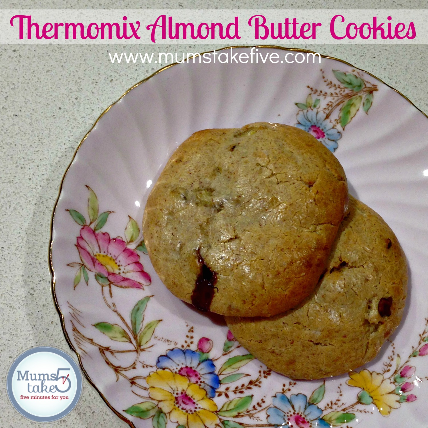 Thermomix Almond Cookies Recipe