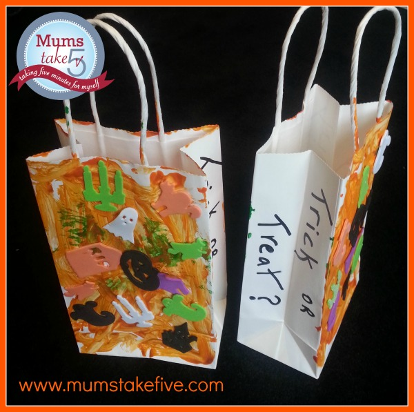 Halloween kids Craft ideas