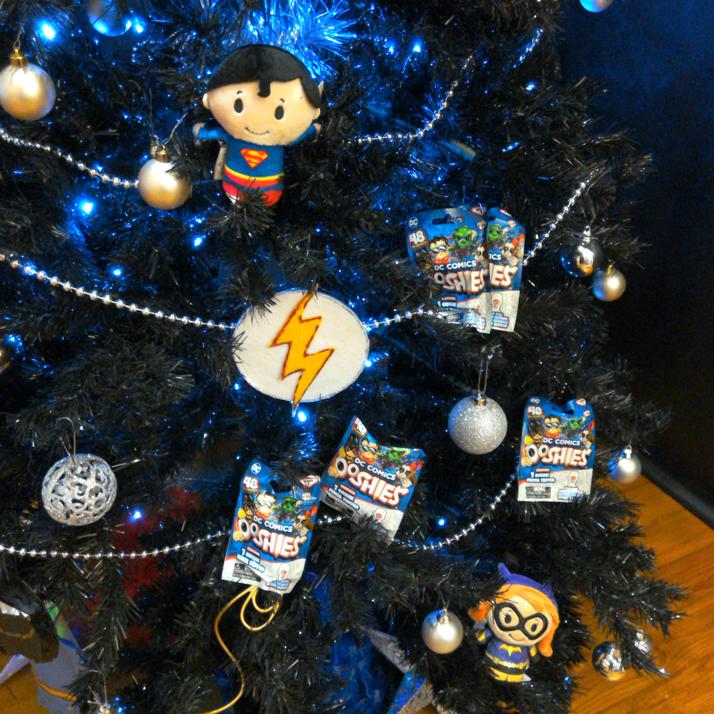 DC Comics Christmas