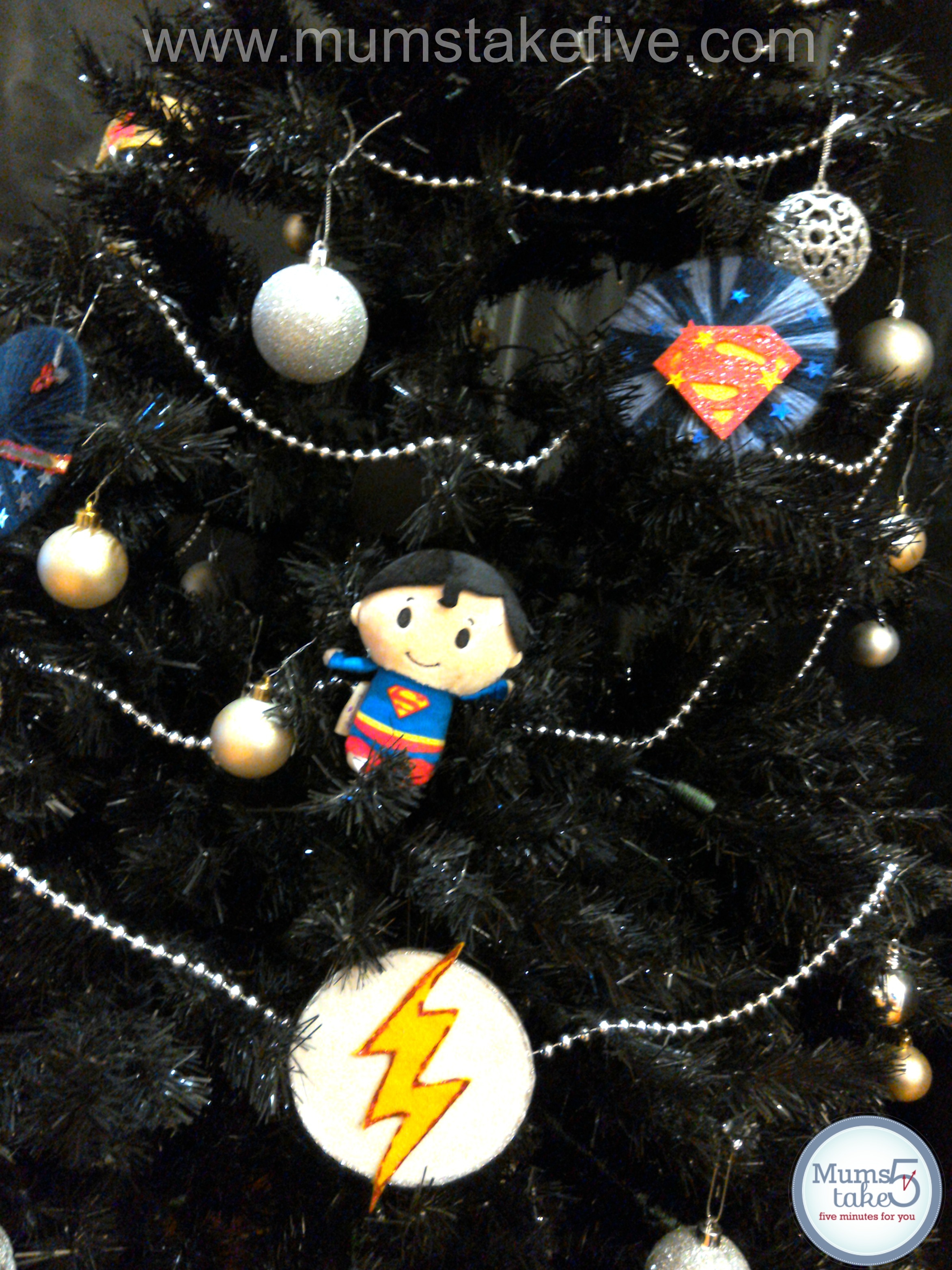 Justice League DC Comics Christmas