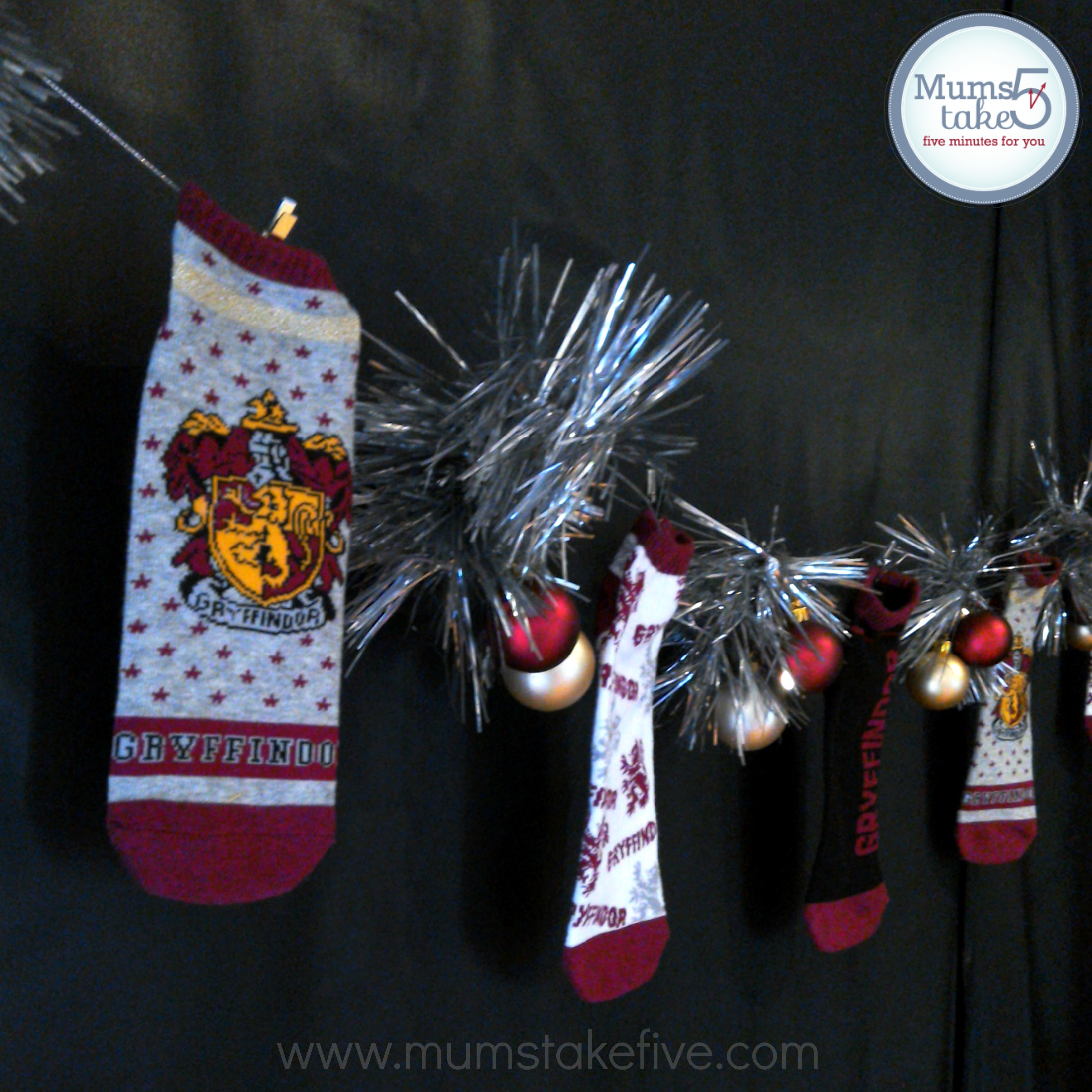 Harry Potter Dobby Garland