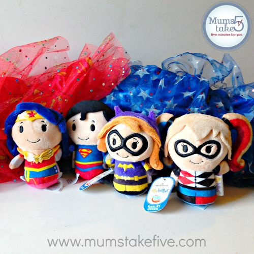 Itty Bitty Super Heros